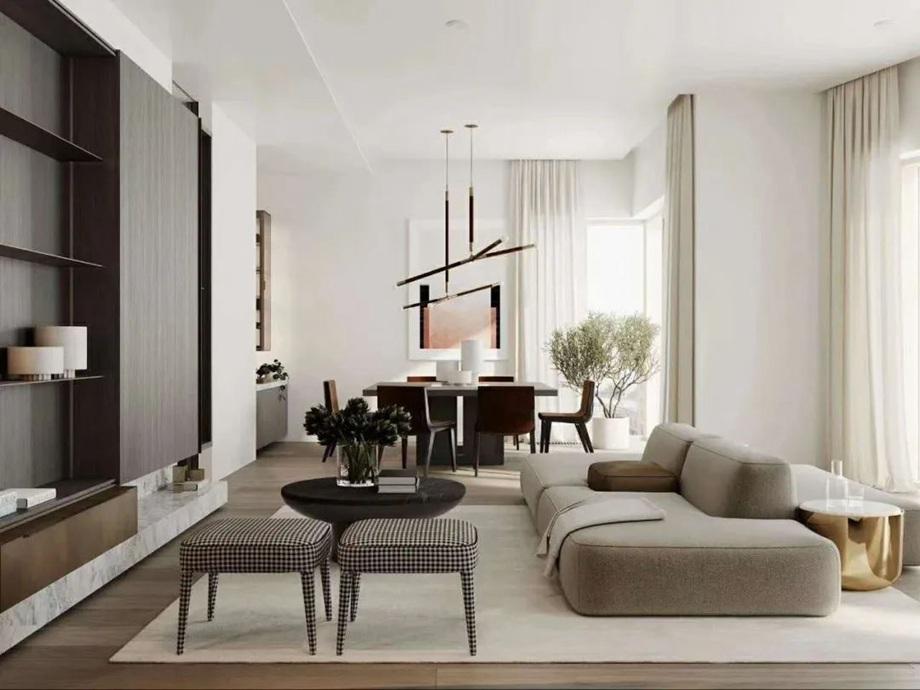 家居配饰中,巧用茶几打破客厅单调装修,为生活增添趣味!