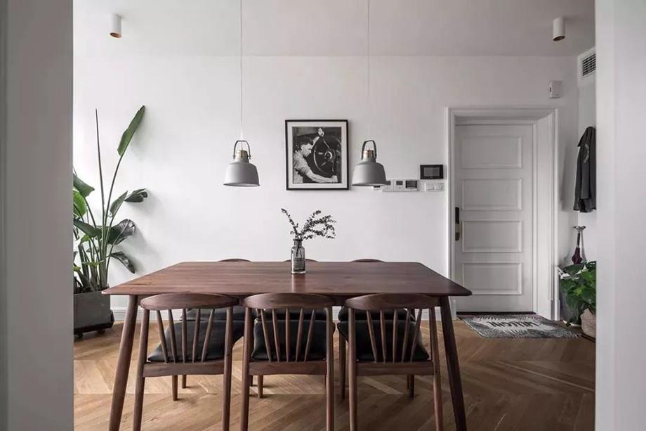 89㎡北欧格调装修,临窗小吧台,一样可以浪漫。
