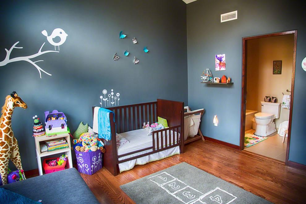 住宅装修设计——儿童房装修技巧有哪些?