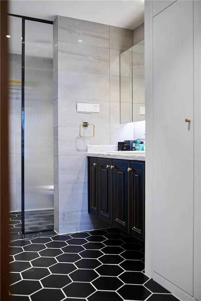 在装修时做三分离卫生间,将干湿分离做到极致!