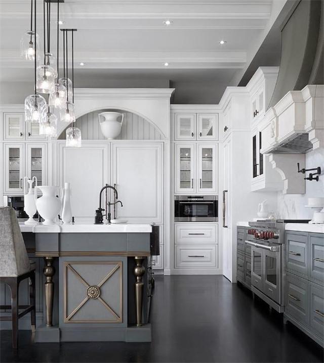 如何把厨房装修的干净又整洁?