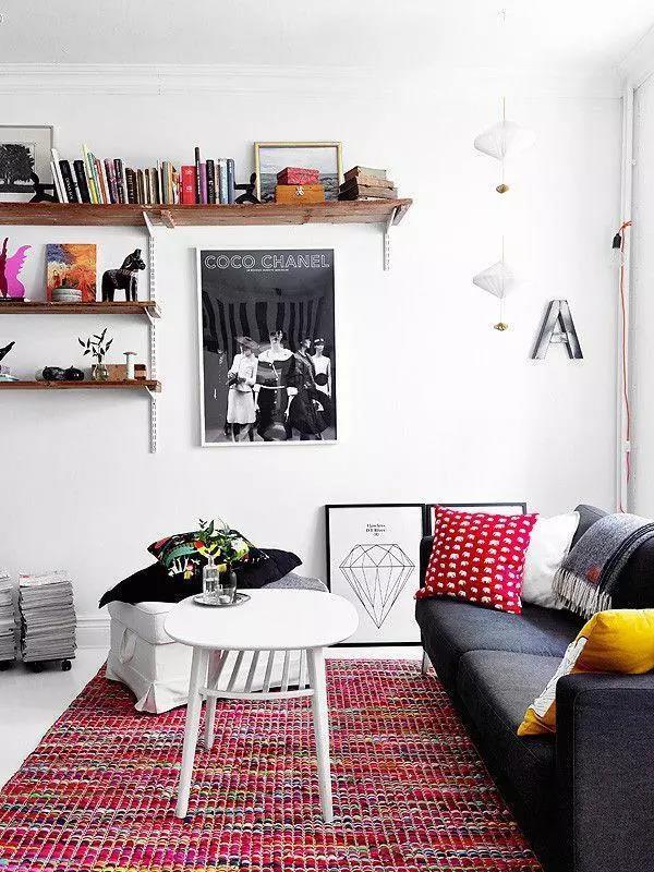 想要客厅与众不同,你需要这么做!