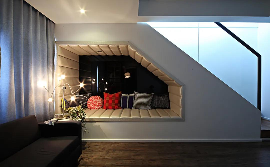 1㎡打造令人心动的休闲区,空间再小也值得拥有!