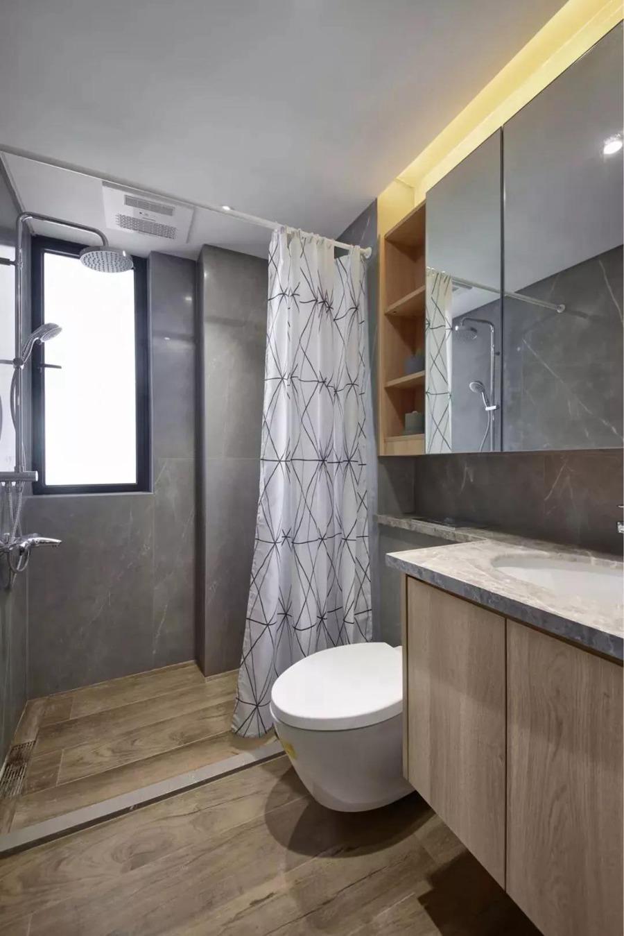 这些卫生间可真美,你家也能做到!