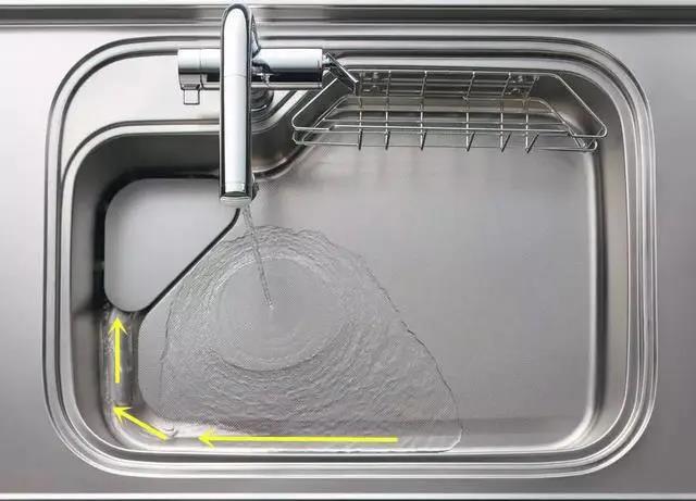 厨房水槽千篇一律?日本的水槽设计值得借鉴,瞬间提高实用性!