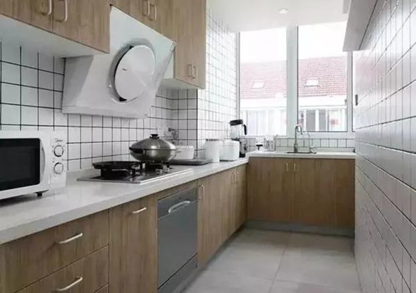 厨房装成这样,谁看都眼红!
