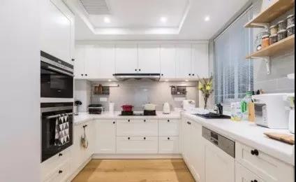 超全厨房布局!看完这些,你肯定能装出一个好厨房!