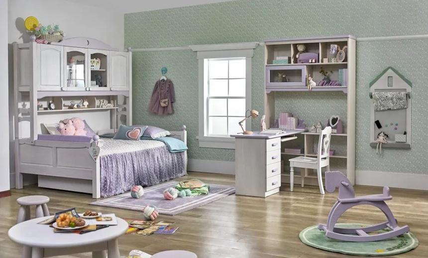 儿童房装修注意事项,为了孩子,父母必看