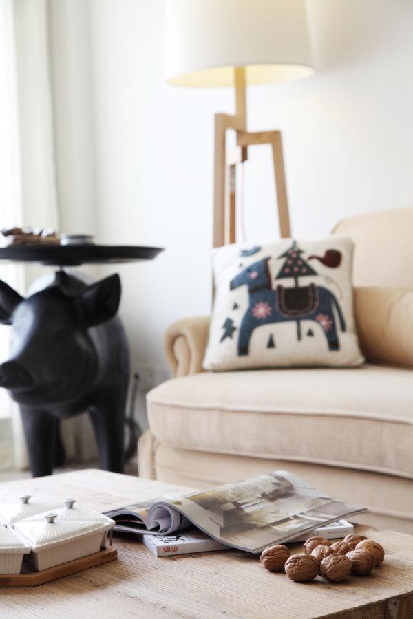 宜宾市叙州区-欢乐颂·豪庭三居室地中海风格设计-家装案例