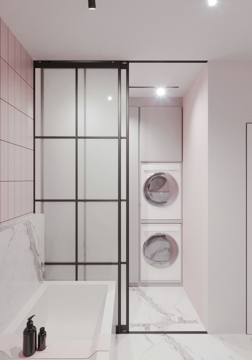 宜宾市叙州区-锦绣龙城三居室北欧风格-家装案例