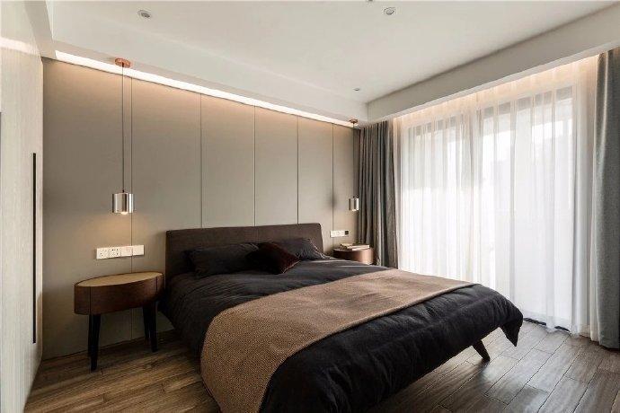 宜宾市叙州区-欢乐颂三居室现代简约风格-家装设计