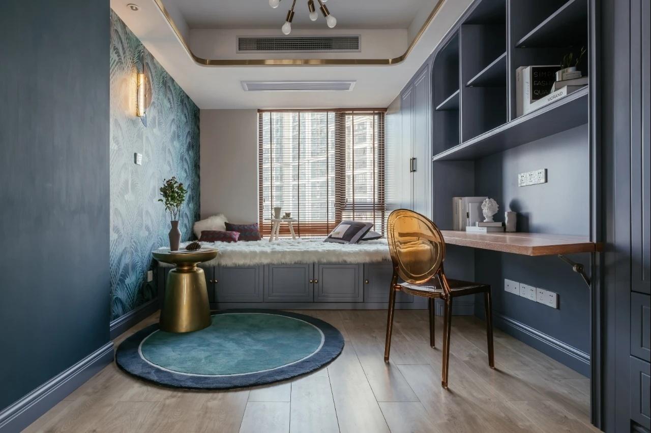 筠连县-时代1818三居室-家装案例
