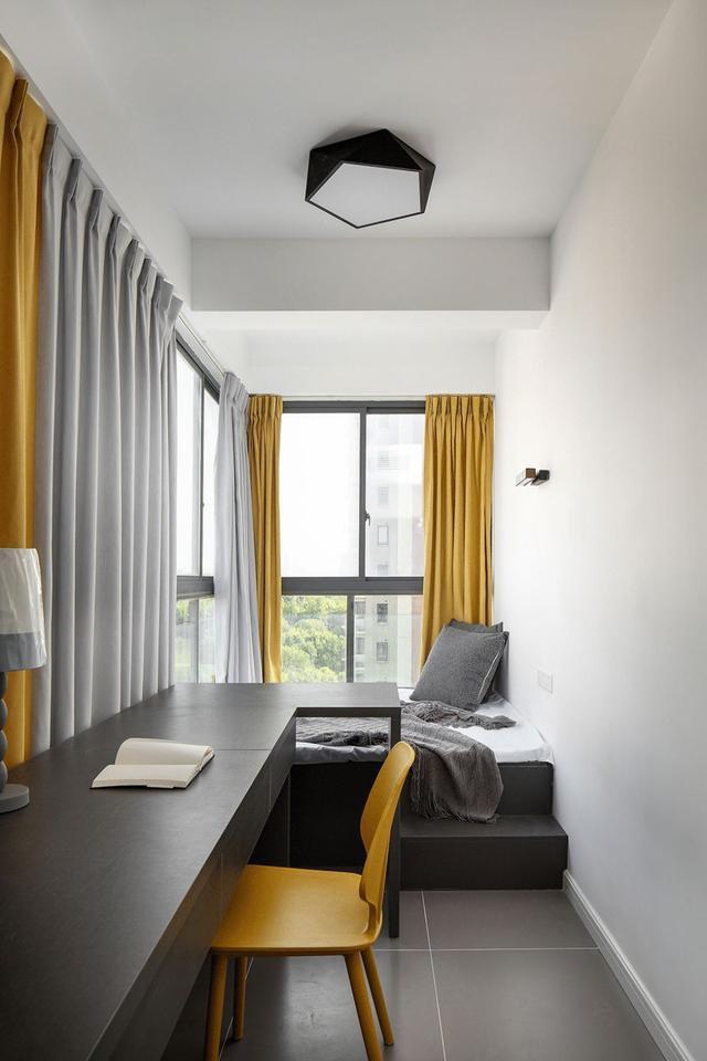 宜宾市叙州区-方圆中汇城两居室-家装案例
