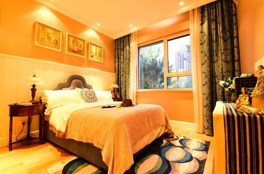 楚雄梦想生活家装饰分享如何打造出舒适雅致般的卧室?