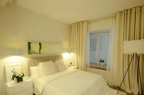 客厅窗帘什么颜色旺财?客厅窗帘该如何选购