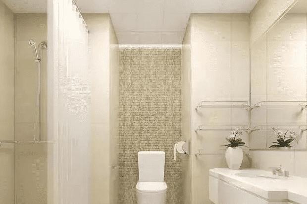 卫生间设计注意事项,做好这几步让家装无忧愁