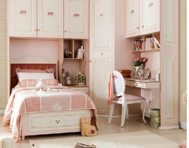 定制的壁柜床,满足局限性空间