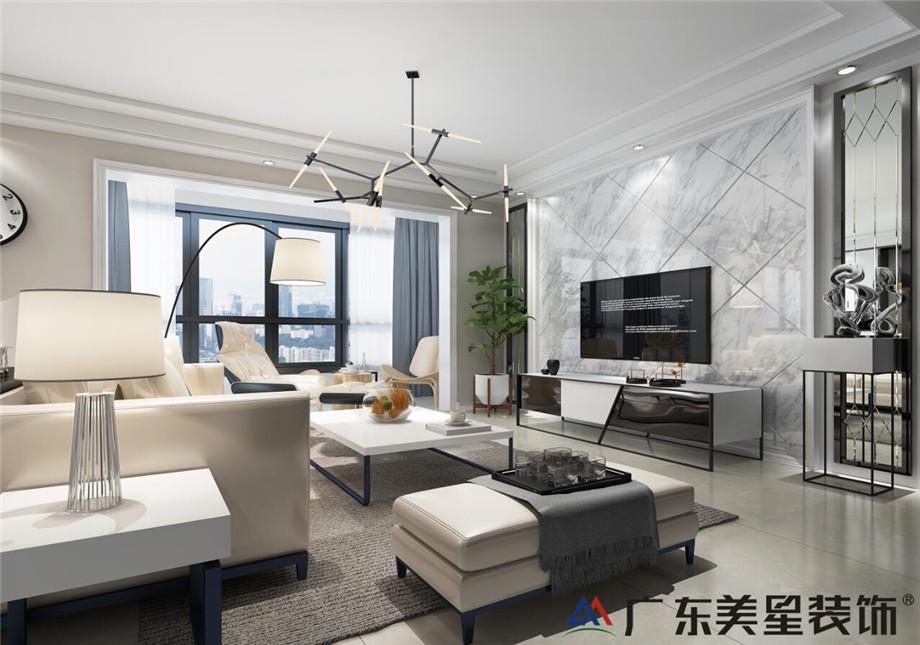 阆中美星装饰告诉您新房客厅装修设计不在是老三件 2019年客厅设计新趋势