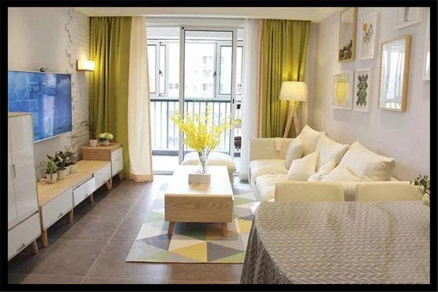 南充裝修案例朋友家89平北歐風新房裝修的太漂亮,我家也想這么裝