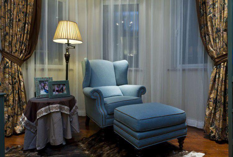 南充裝修案例地中海藍讓你在家也能感受大海般的藍色情懷!