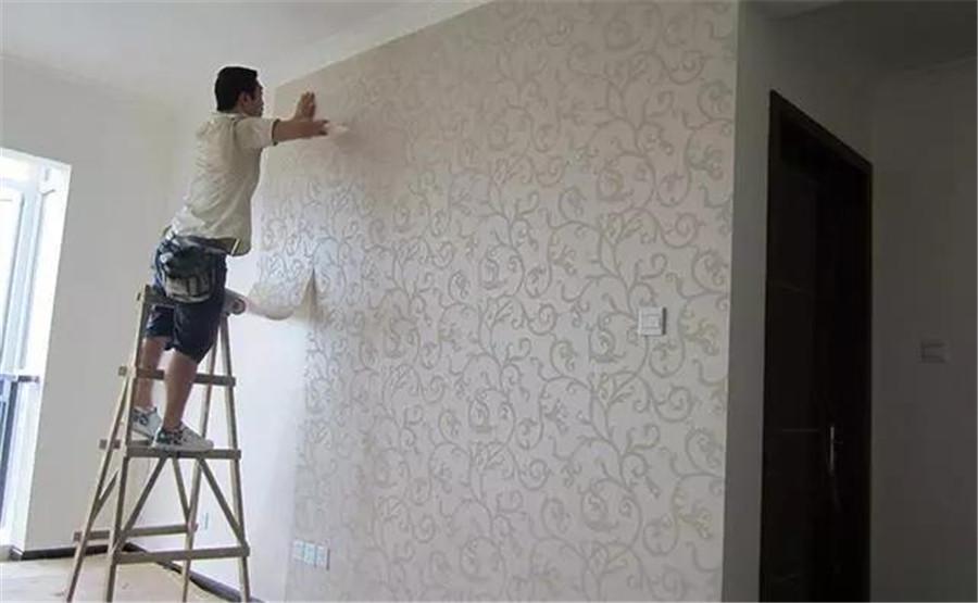 先貼石膏線還是先貼壁紙?墻面裝修的順序要知道