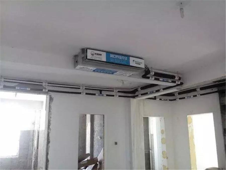 中央空調和風管機就差在這些地方,選購之前要知道