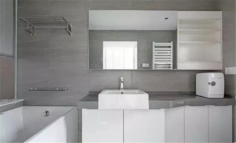 灰色+白色的極簡美宅,年輕人的最愛!