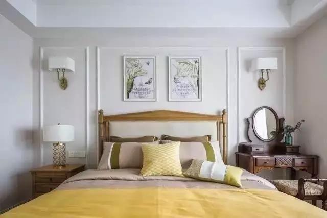 現代美式風格兩居室,精致而溫馨!
