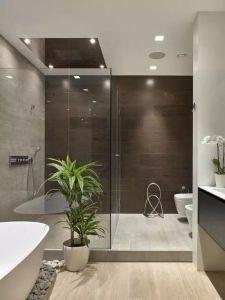 衛生間如何干濕分離?這4種設計方法最簡單