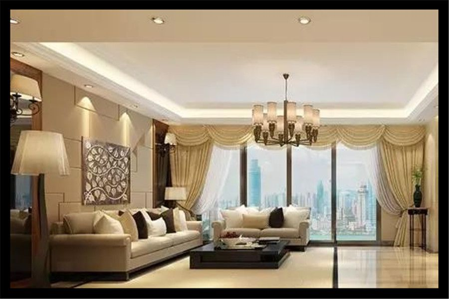 客廳瓷磚顏色搭配技巧 風格相襯是重點
