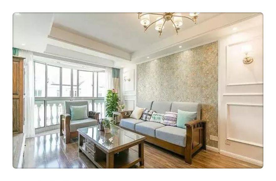 美式田園風復式裝修,比豪宅還好看,猜猜花了多少錢?