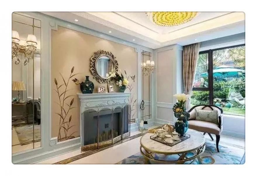 溫馨浪漫的法式三居室,帶你體驗初戀般的甜蜜滋味