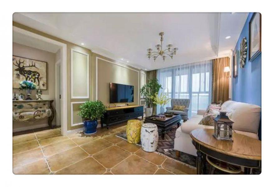 自由隨意的美式住宅,為你打造愜意舒適的生活空間
