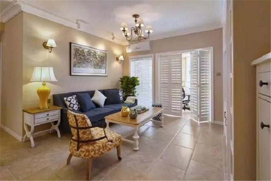 71平法式新房裝修的很漂亮,我家也想這樣裝