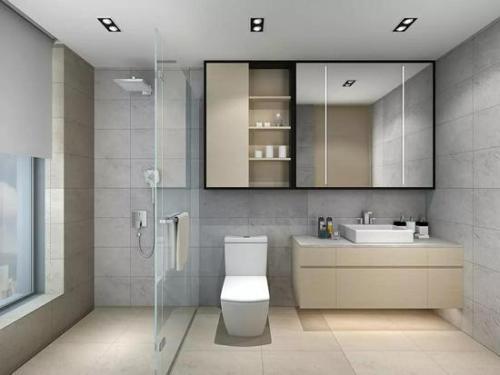 有关浴室镜子风水不得不说的秘密