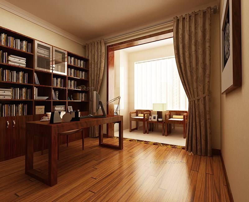 書房裝修怎么搭配