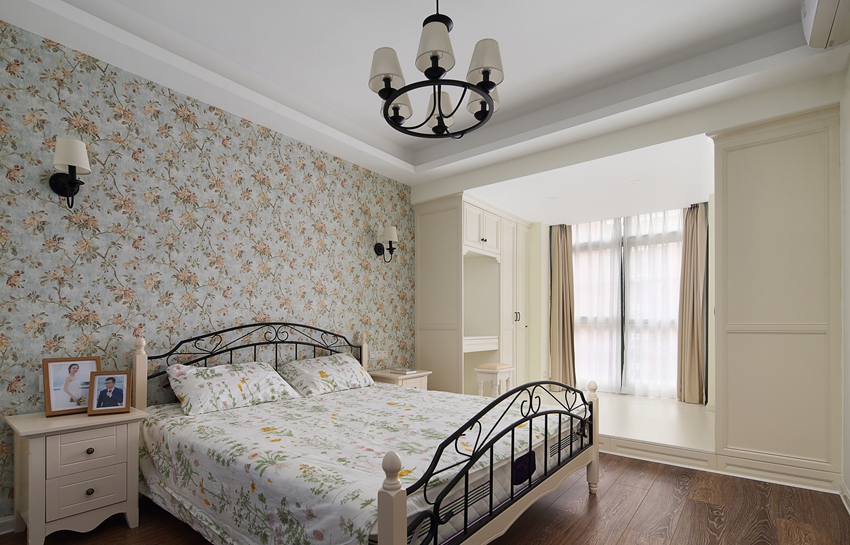 簡約風格臥室