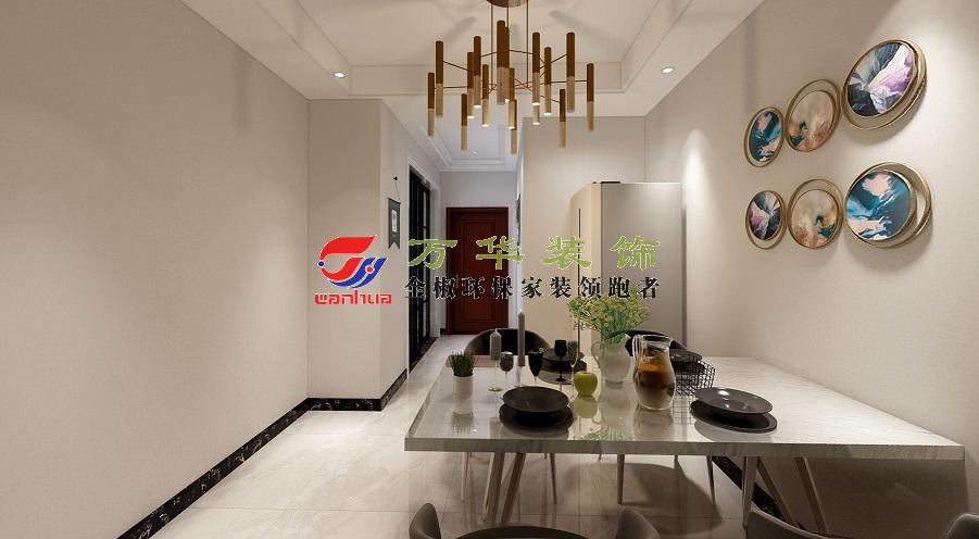 滁州装修案例紫金城8#2203