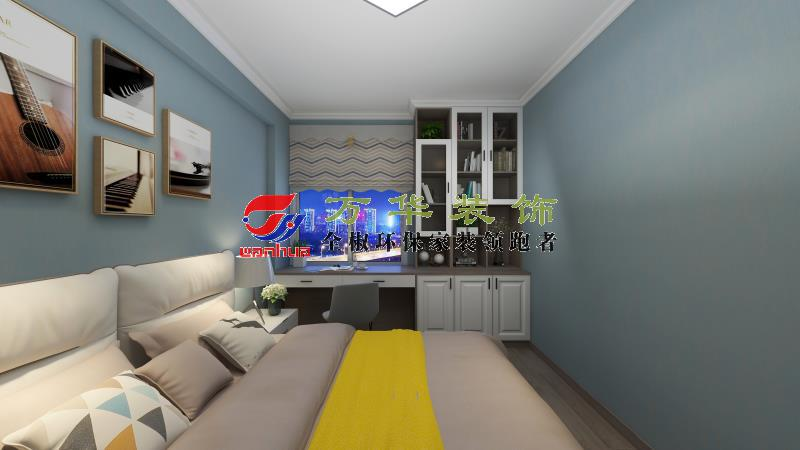 滁州装修案例2020全椒万华装饰忆江南10栋案例