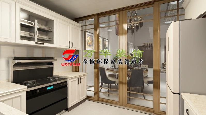 滁州装修案例2020水岸星城别墅案例