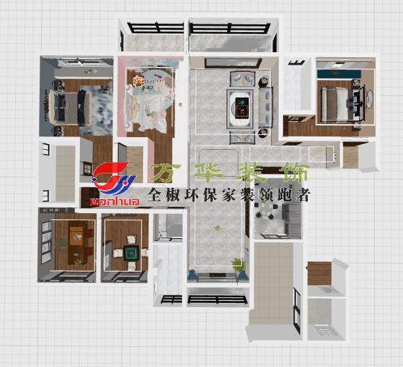 2020紫金城13栋案例