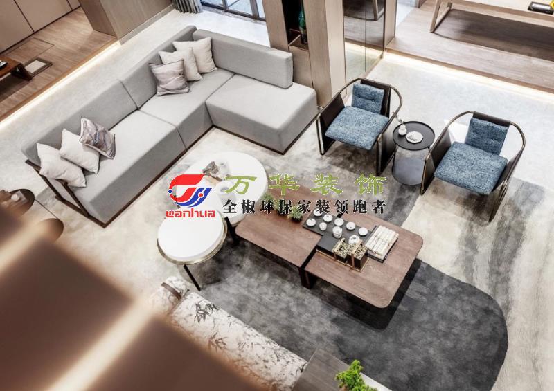 滁州装修案例2017-2020年新中式+轻奢别墅设计集锦