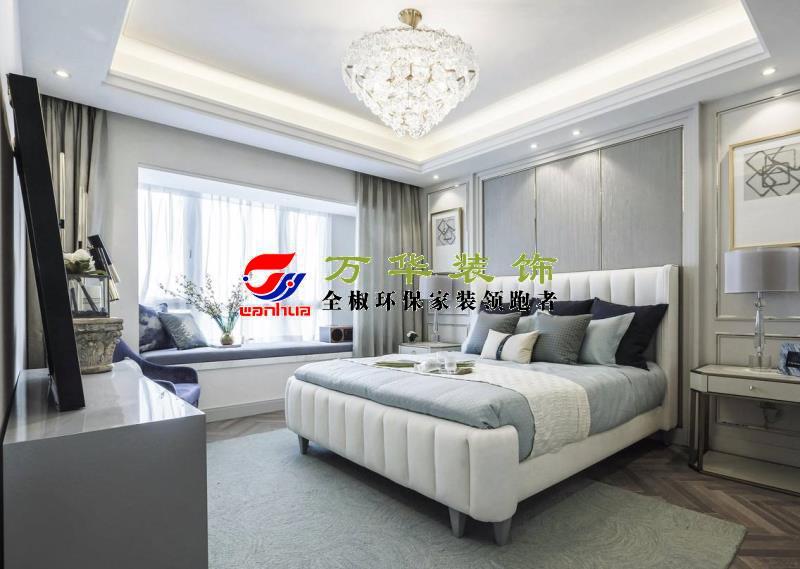 滁州装修案例2017-2020年法式轻奢风格装修设计案例效果图集锦