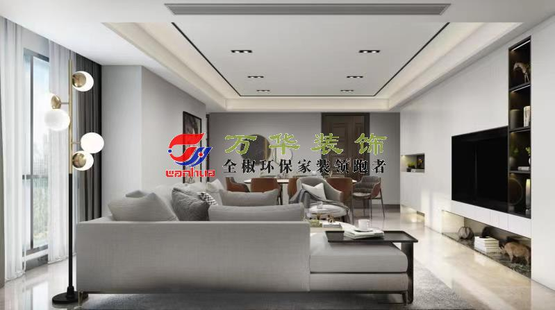 滁州裝修案例2021年滁州別墅現代風格設計案例