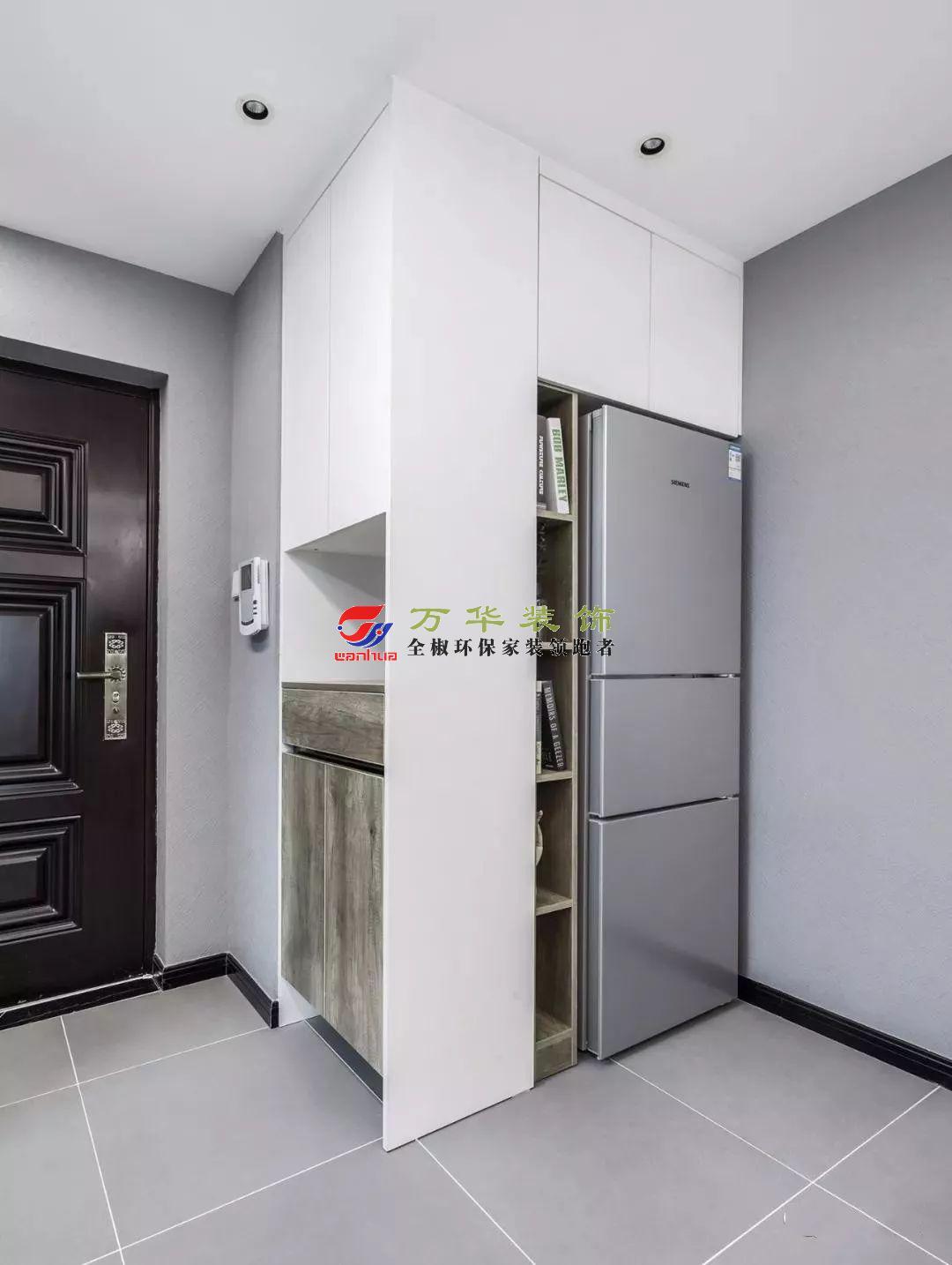 2021北京公館現代風格裝修案例