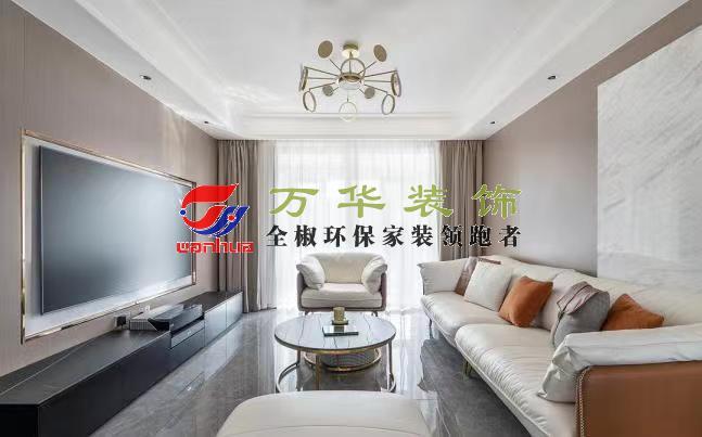 滁州裝修案例2021年滁州碧桂園現代輕奢案例