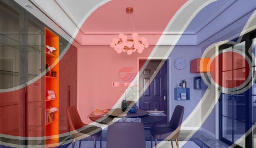 2021年碧桂園現代輕奢風格案例