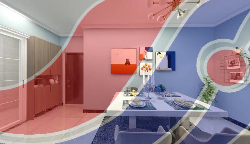 2021年勵駿金陵府現代風格設計案例