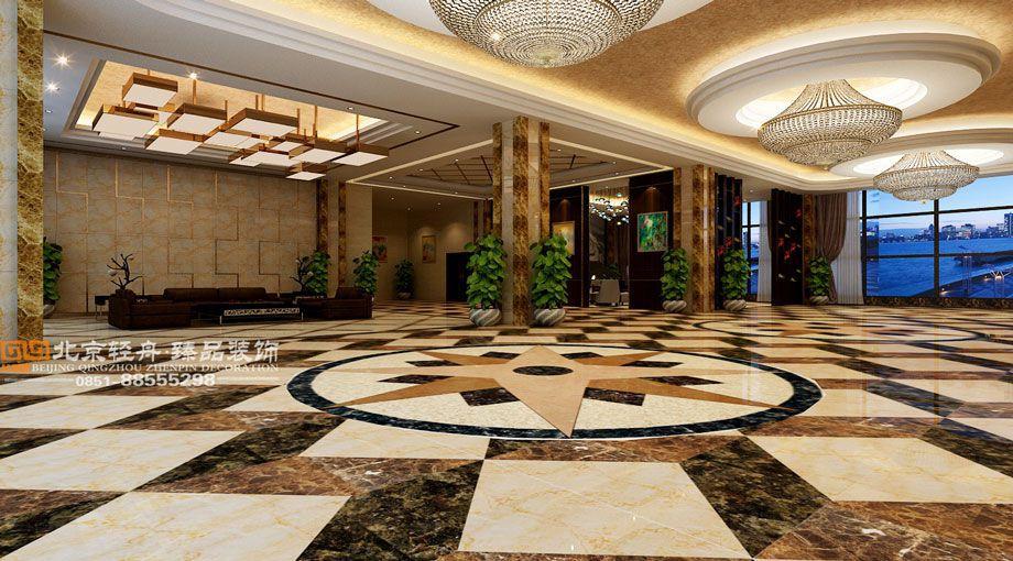 贵阳装修案例1964酒店
