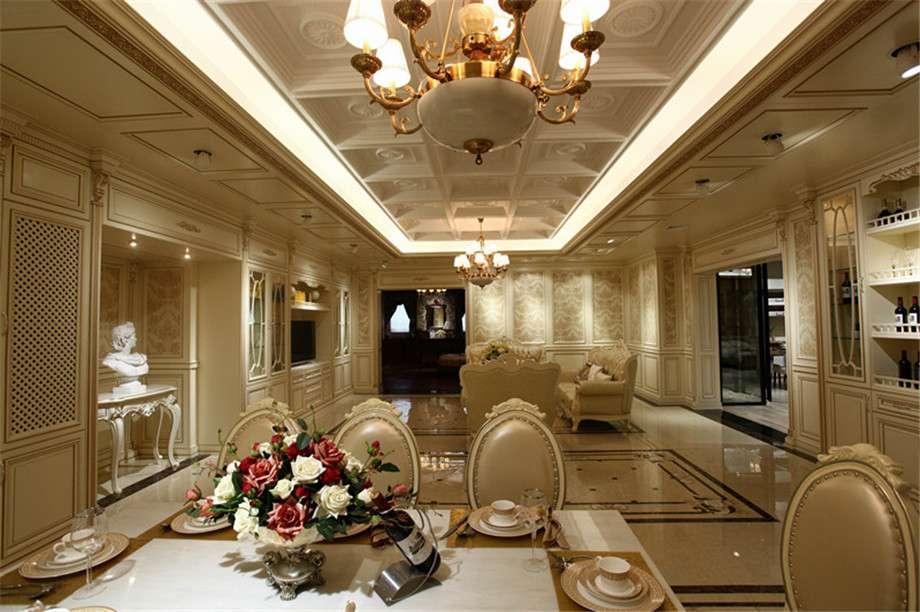 任丘幸福之家裝飾分享長方形客廳如何設計